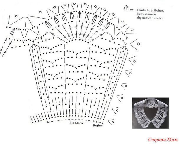 Схемы вязания манжетов на школьную форму 56
