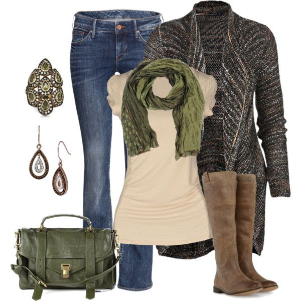 Fall Casual Wear, created by smores1165 on Polyvore