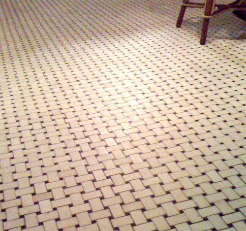 Tilevault Basket Weave Tile