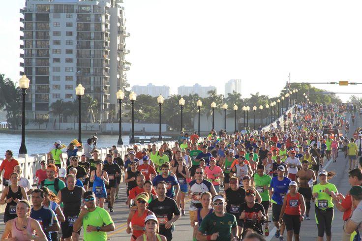 Miami Beach Half Marathon