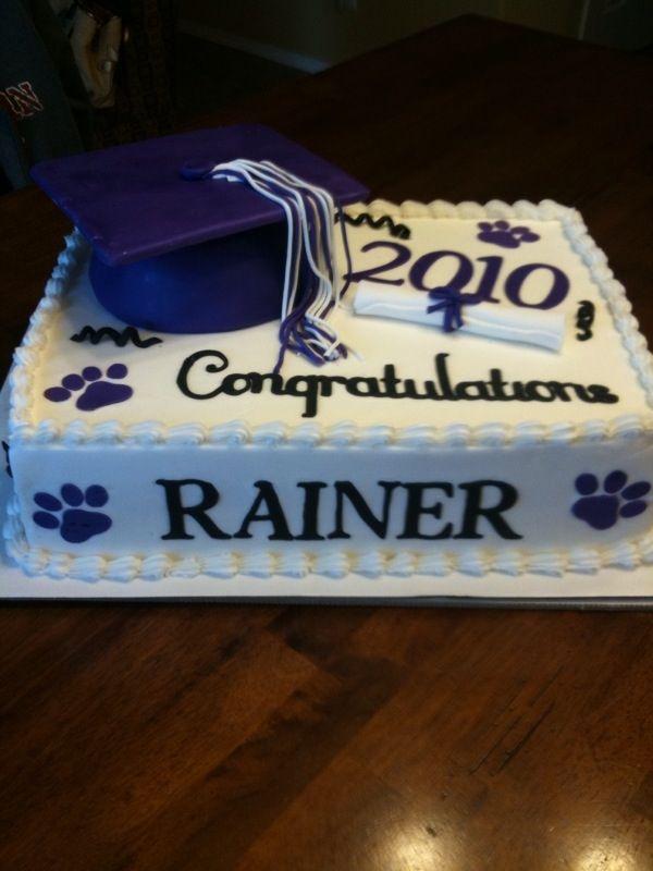 Cake Images For Graduation : Graduation cake graduation cake idea s Pinterest