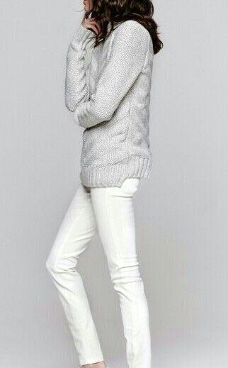 Soft grey & white :-)