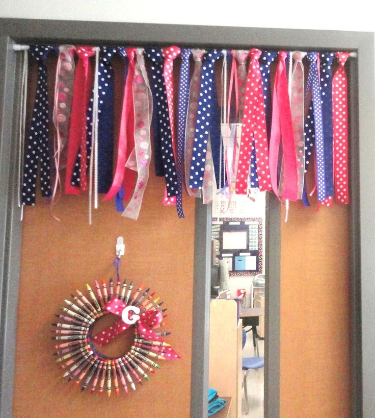 Classroom Curtain Ideas : Curtain rod on door classroom ideas i want to try