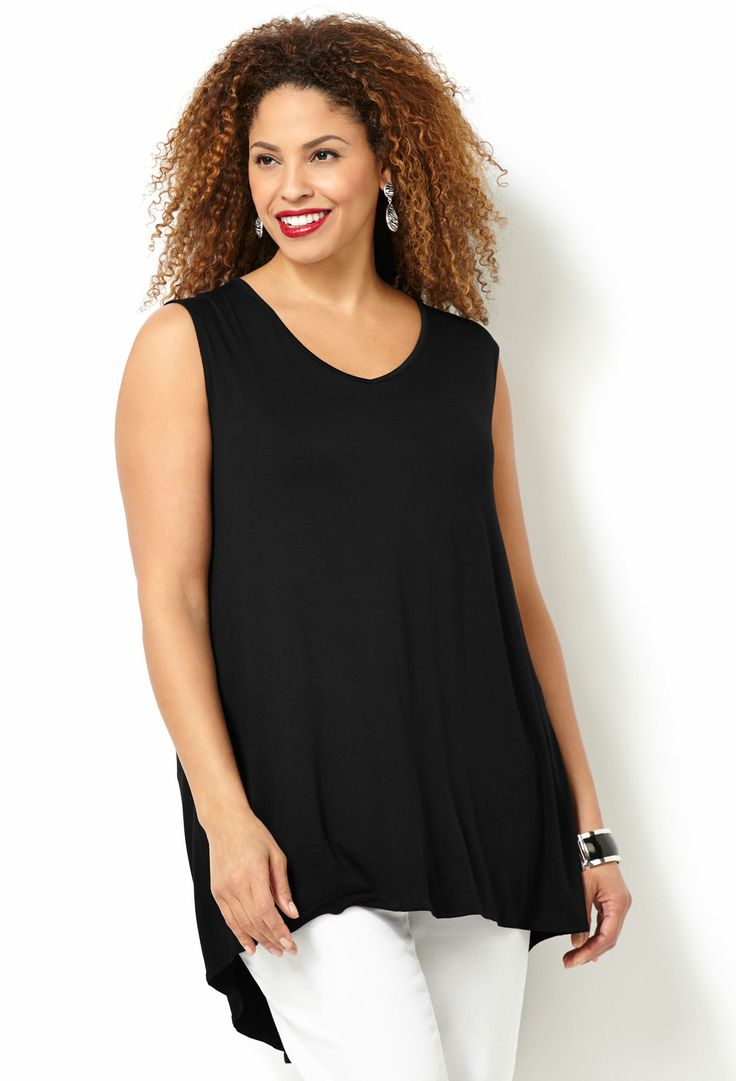 Women's Plus Size Tunics Sale