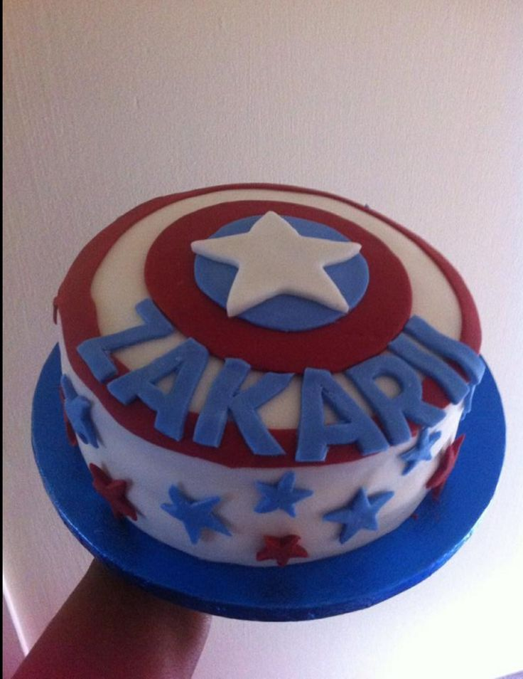 Cake Captain America Pinterest : Pinterest: Discover and save creative ideas