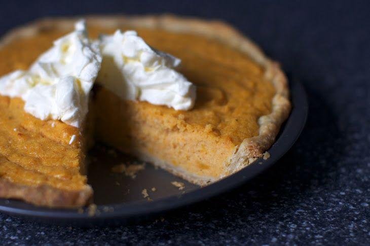 Sweet Potato Buttermilk Pie | Sweets | Pinterest