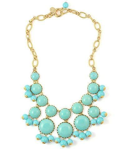 best front pocket wallet Tiffany Blue pretty necklace  DIY Jewelry