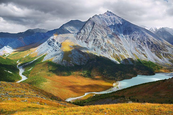 Altai Mountains, Russia   Travel   Pinterest