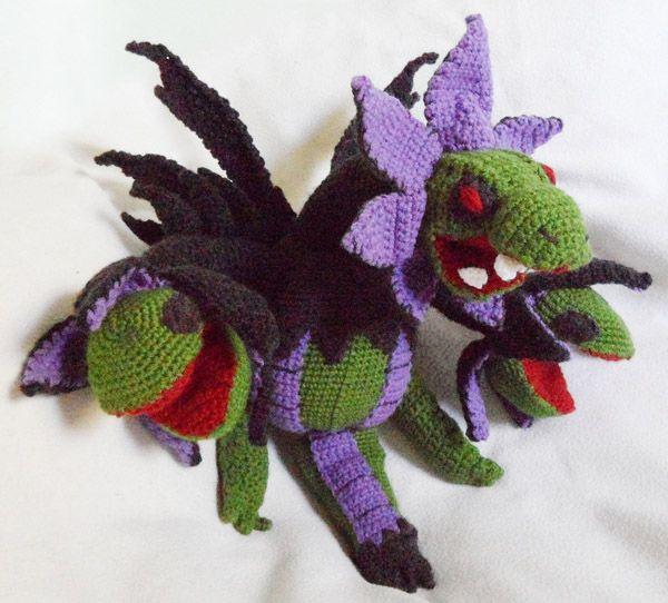 Crocheting Pokemon : crochet pokemon crochet-pokemon-3.jpg Crochet Patterns Pintere ...