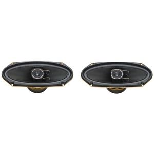 Car Loud-Speaker 4-Way Aluminum Frame P6C Boss Audio
