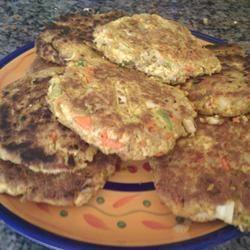 Patty's Tofu Burgers Allrecipes.com i substitute veg oil for organic ...