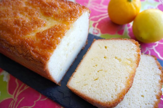 Meyer Lemon Pound Cake | For My Sweet Tooth | Pinterest