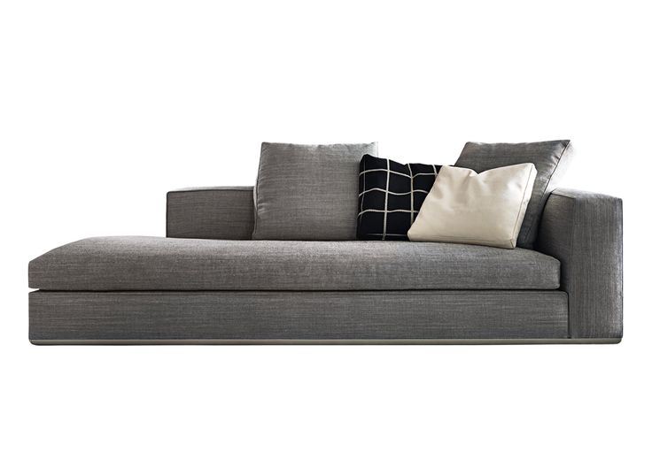 Minotti andersen chaise related keywords minotti for Andersen leather chaise sectional