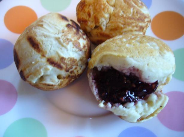 Aebleskiver (Danish Pancake Balls)   Recipe