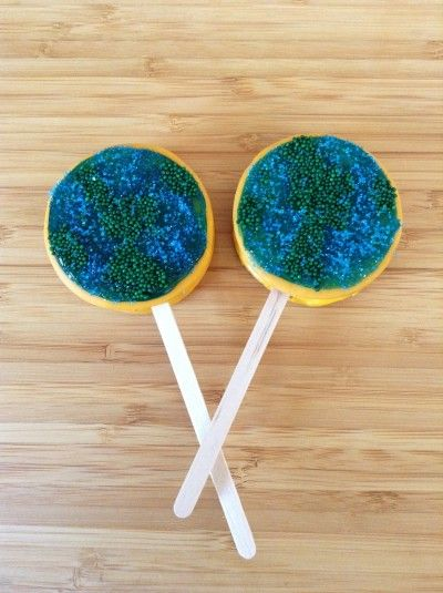 Moon Pie Owl Pops Recipe — Dishmaps