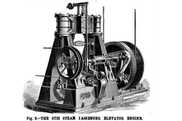 similiar otis elevator shaft keywords image via otis elevator company the first elevator shaft