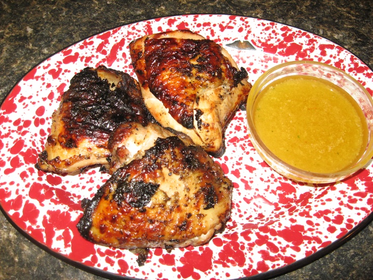 Grilled Chicken with Herbs | Recipe