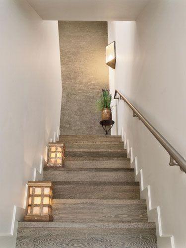 basement stairs staircase railings pinterest