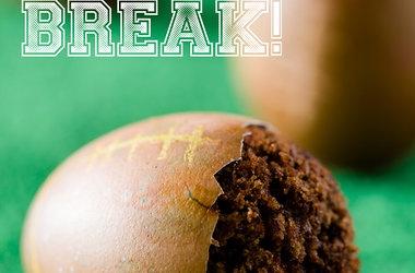 An Extreme Super Bowl Cupcake Makeover for Easter Eggs — Punchfork