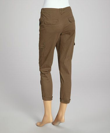 Perfect Unionbay Cargo Women Skinny Olive Green Pants Size 5 Size 7 Or 9