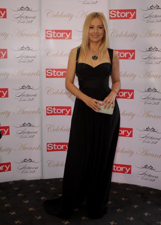 Simona Gherghe (Celebrity Awards) | MLH romanian fashion designer ஓ ...
