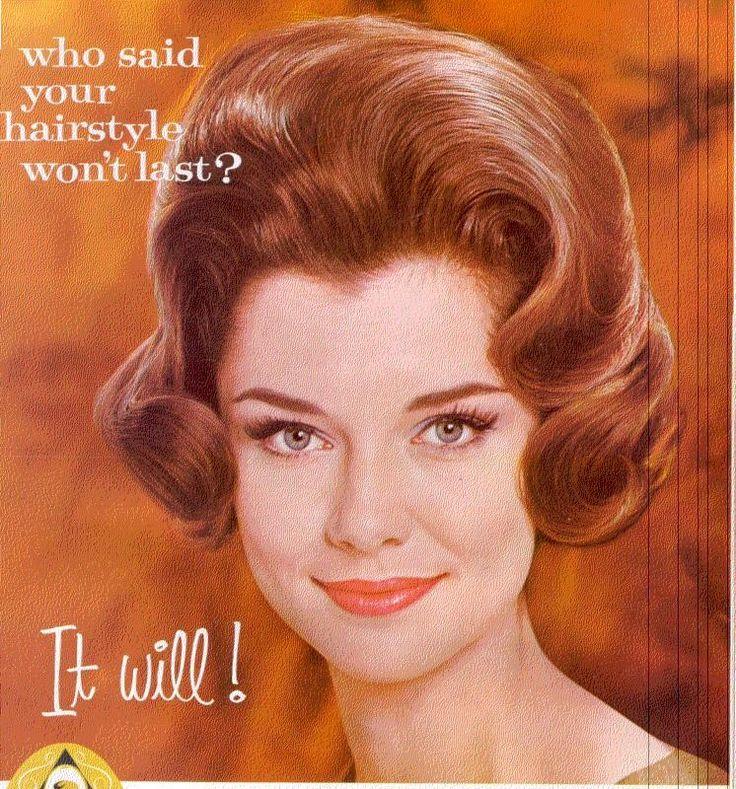 1960s Hair Style