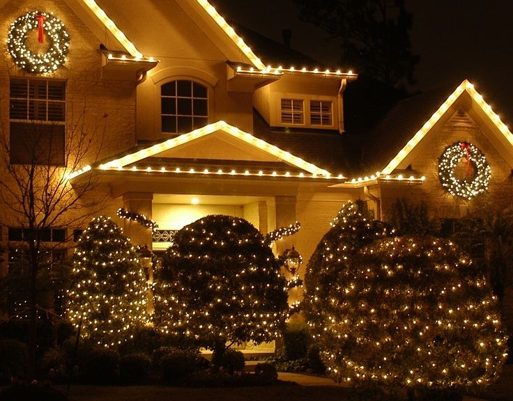 Rhode Island classic C9 Christmas lights | Holidays | Pinterest