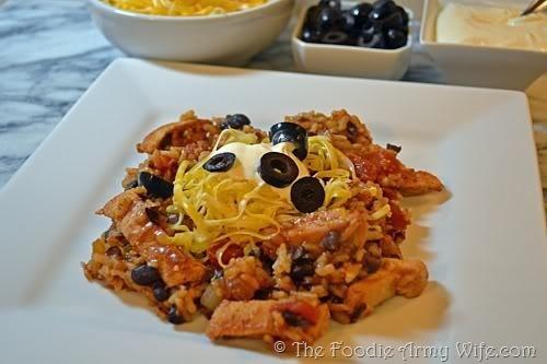 Tex-Mex Chicken & Rice | Yummy Stuff | Pinterest