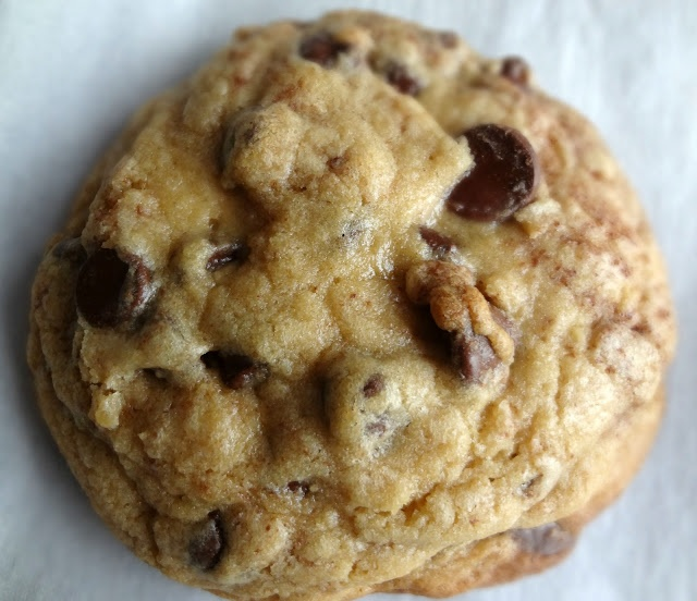 The Cooking Actress: Levain Chocolate Chip Cookie Copy Cat. Notes: 5 ...