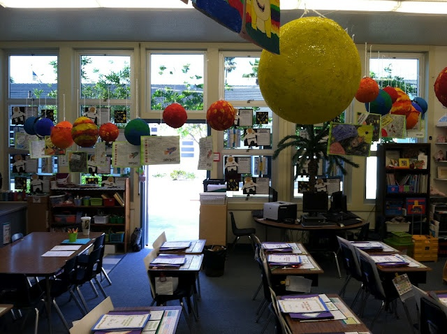 Solar System Classroom Decorations Bulletin Boards Page 2