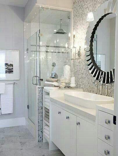 Nice bathroom home decorating ideas pinterest for Nice bathroom ideas
