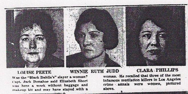 winnie ruth judd crime - Google SearchWinnie Ruth Judd Crime Scene