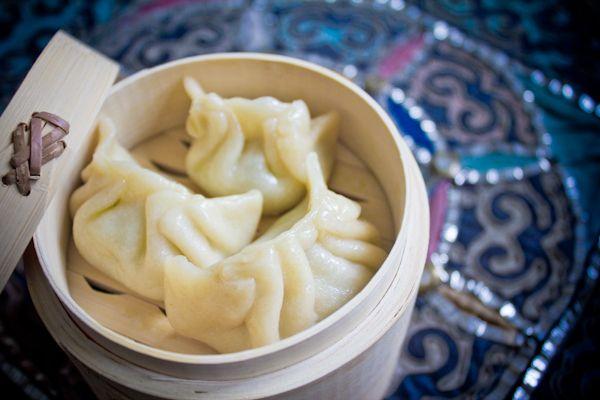 Chinese Pork & Shrimp Dumplings   AsianDumplings,DimSum,SteamedBuns ...