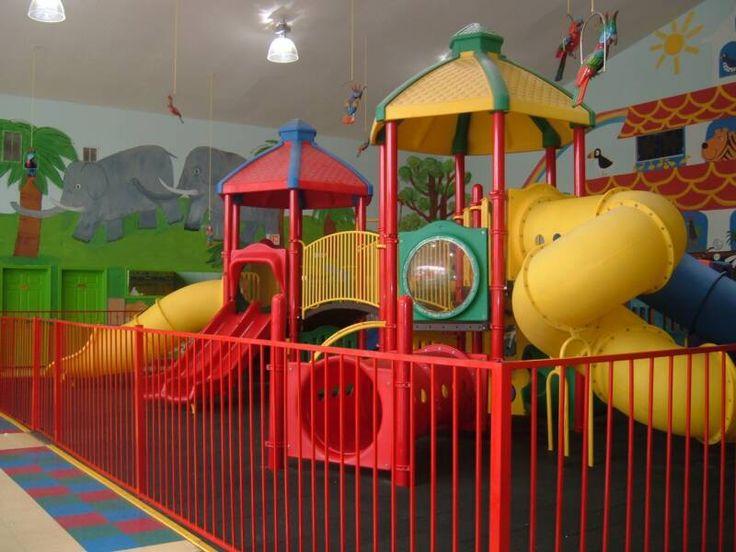 Indoor playground nursery ideas pinterest for Indoor playground design ideas