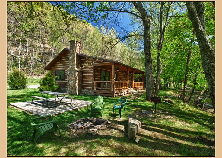 Pin by sharon postma on cabin living inside out Smoky mountain nc cabin rentals