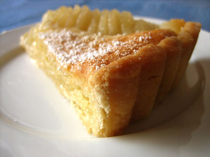 Pear And Frangipane Tart Related Keywords & Suggestions - Pear And ...