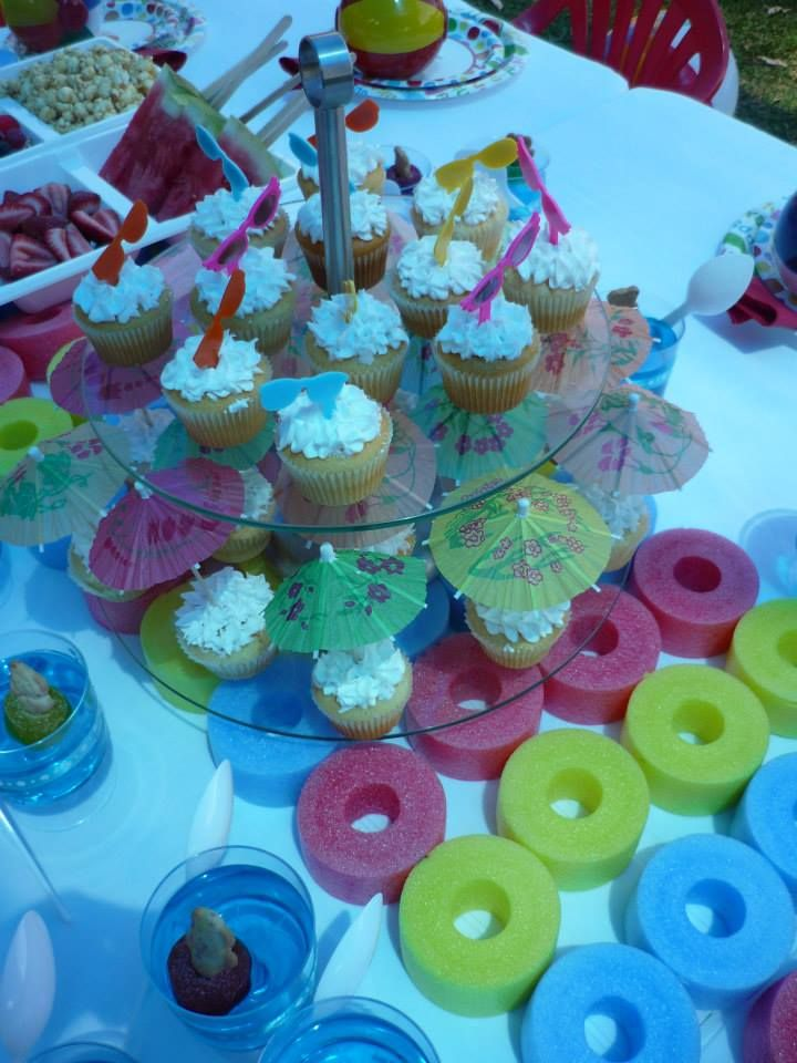Pool party food ideas pool party ideas pinterest for Pool and food