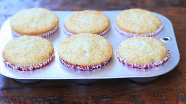 Gluten-Free Very Vanilla Valentine's Day Funfetti Cupcakes | Girl ...