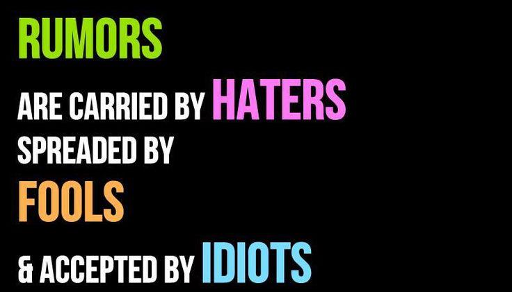 gossip quotes rumors hurtful quotesgram