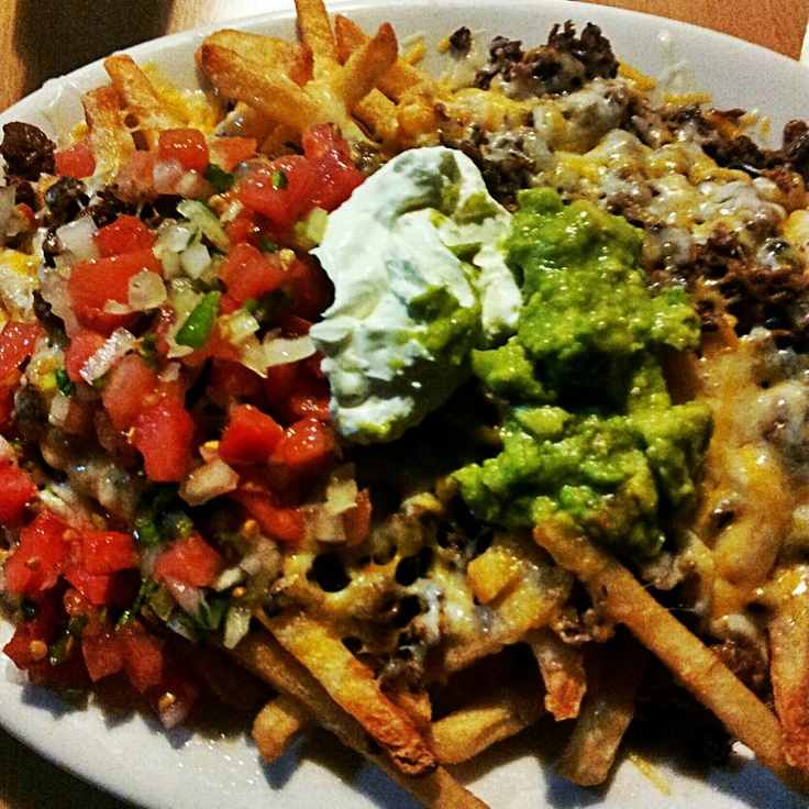 Carne Asada fries. | Appetizers | Pinterest