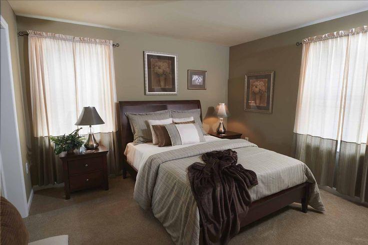 Warm Master Bedroom Warm tones for ...