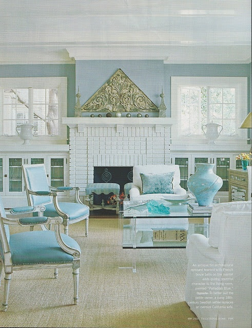 tiffany blue living room ideas modern house