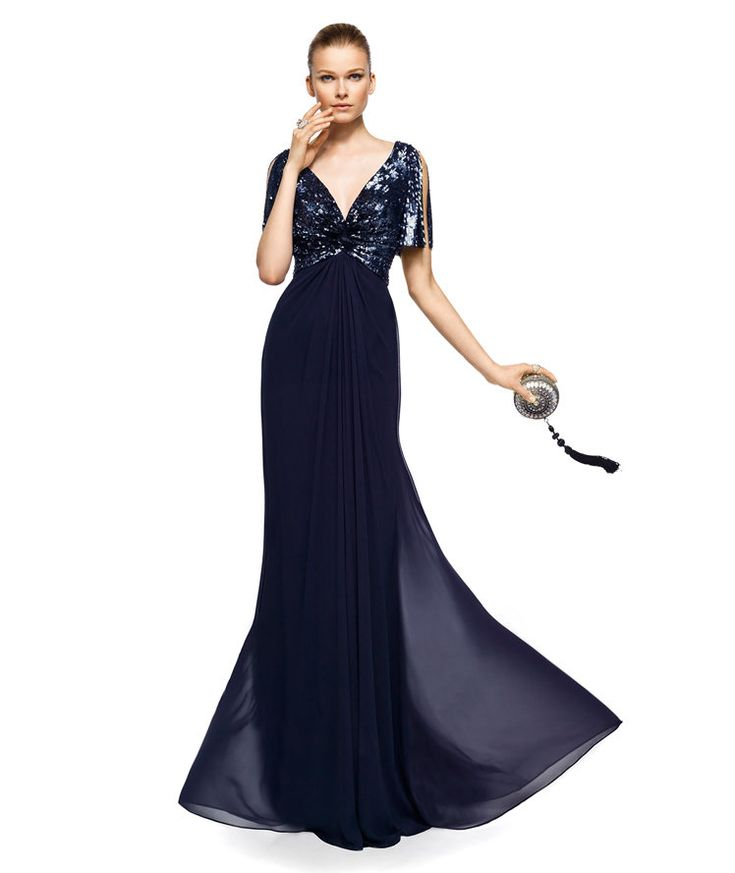 Pronovias Zugar cocktail dress from the Matron of Honor 2013 collection