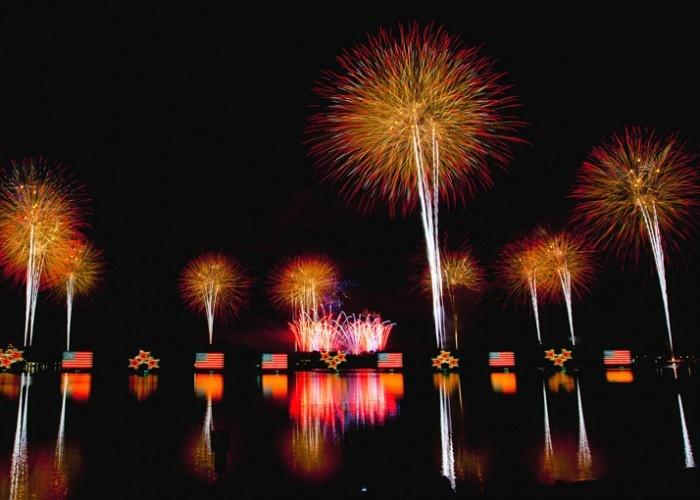 4th july celebrations manchester uk