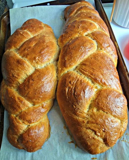 Whole Wheat Challah Bread   Breads   Pinterest