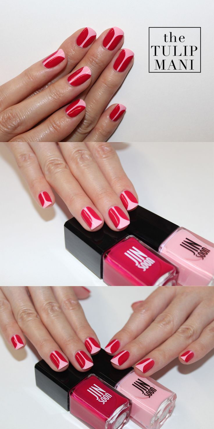 The Tulip Manicure Nails and JIN soon