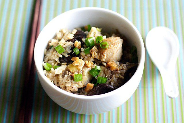 ... Claypot Chicken Rice Recipe (without Claypot) | Easy Asian Recipes at