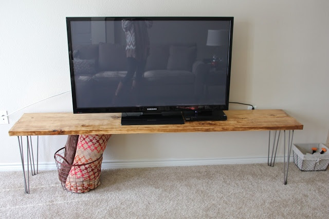 Diy Long Tv Stand Under 150 Wooden You Like To Know