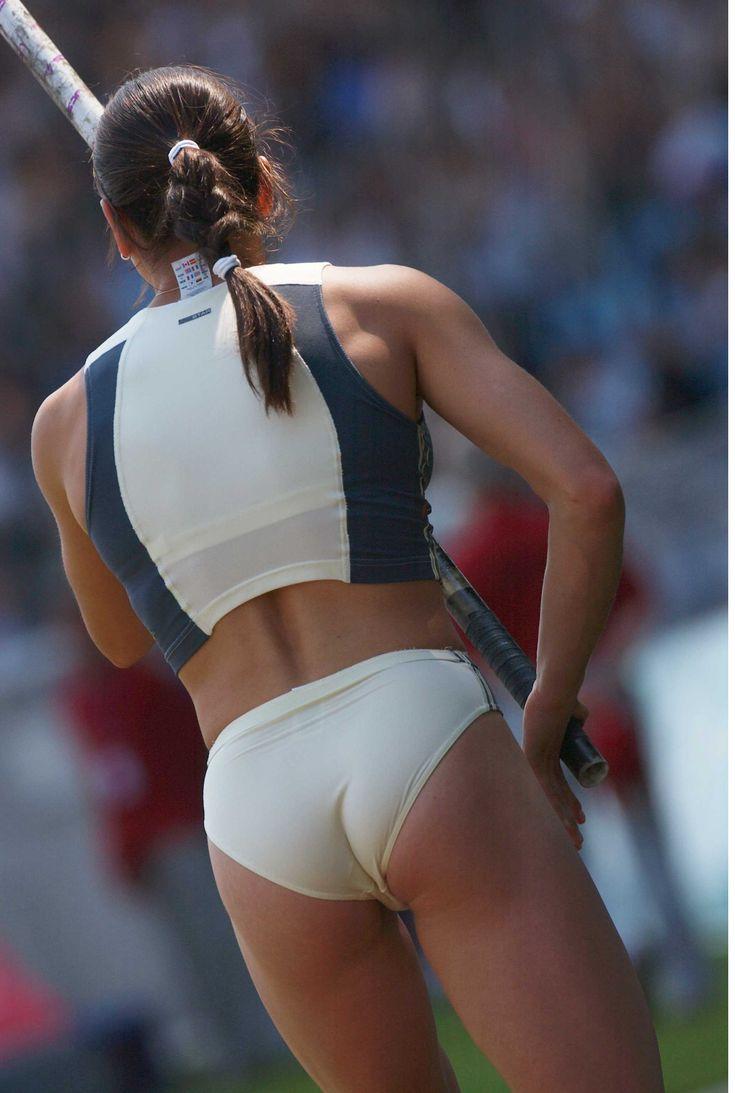 Фото спортсменок в трусиках и плавках 11 фотография