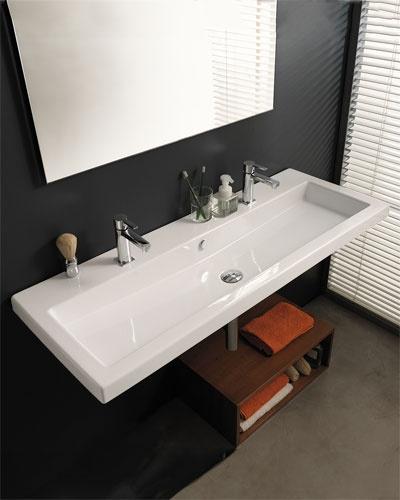 Double Wide Bathroom Sink : Nameeks